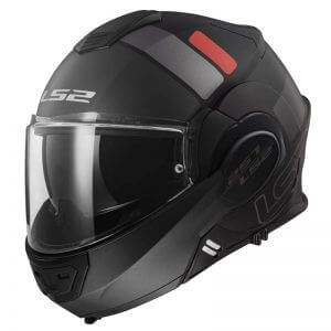 Review casco abatible LS2 Valiant