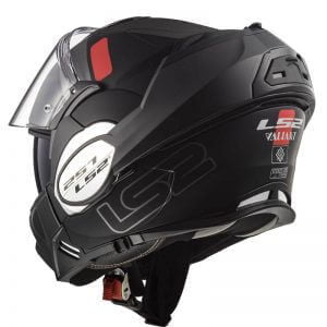 Review casco modular LS2 Valiant
