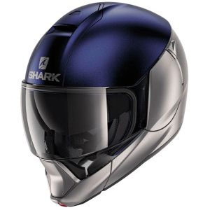 Casco Shark Evojet Azul